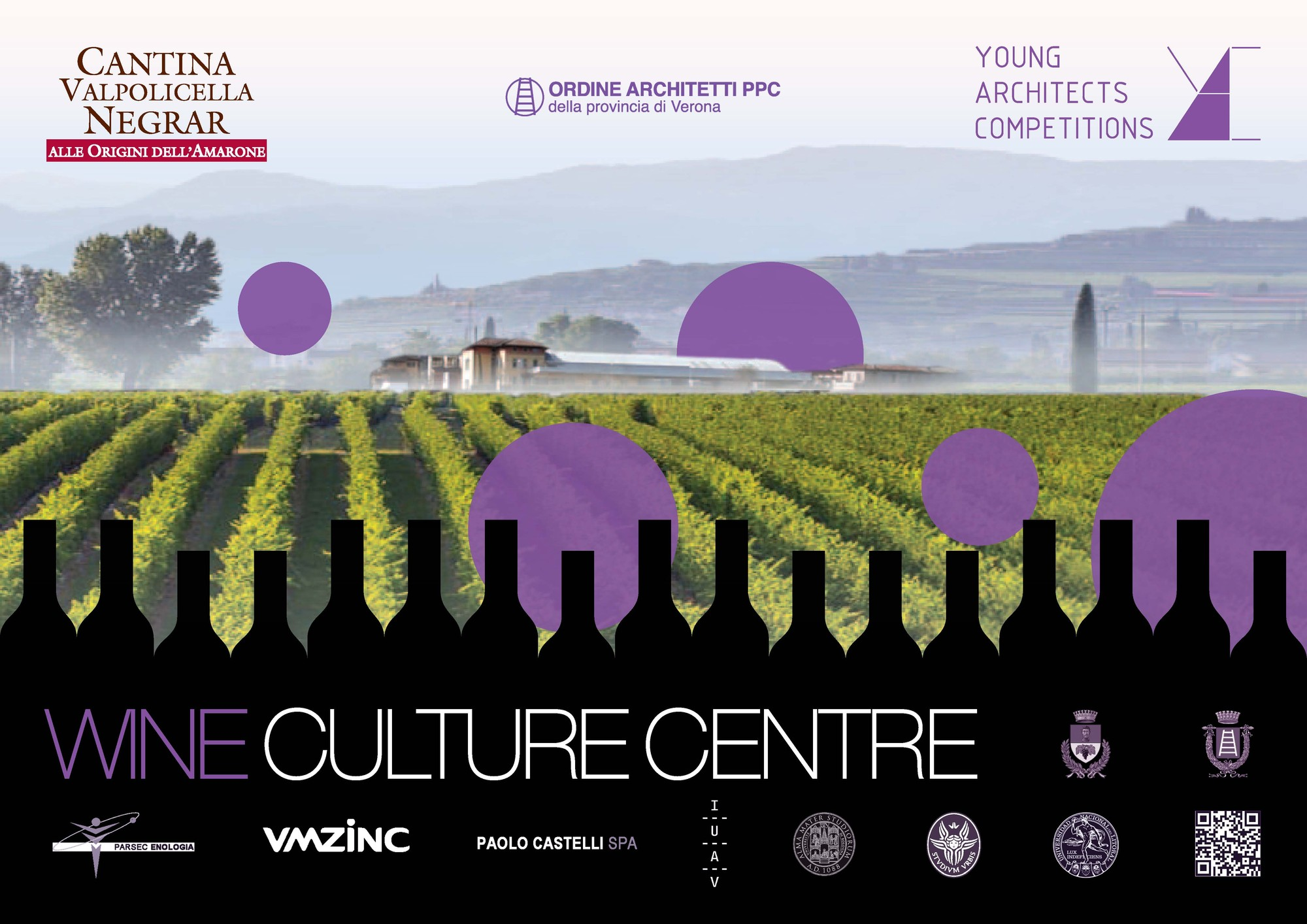 "Concurso Young Architects Competition (YAC) ""Wine Culture Centre"", Courtesy of YAC"
