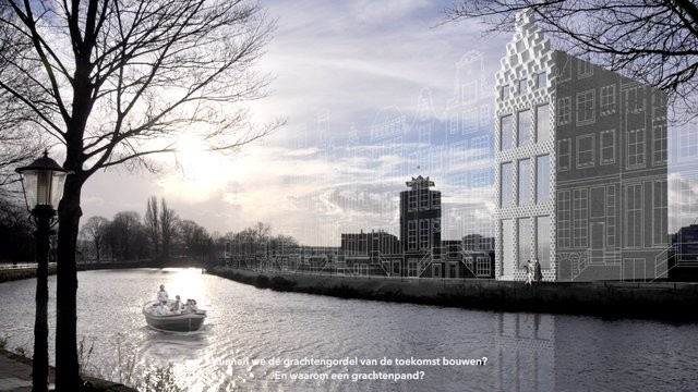 First 3D Printed House to Be Built In Amsterdam
