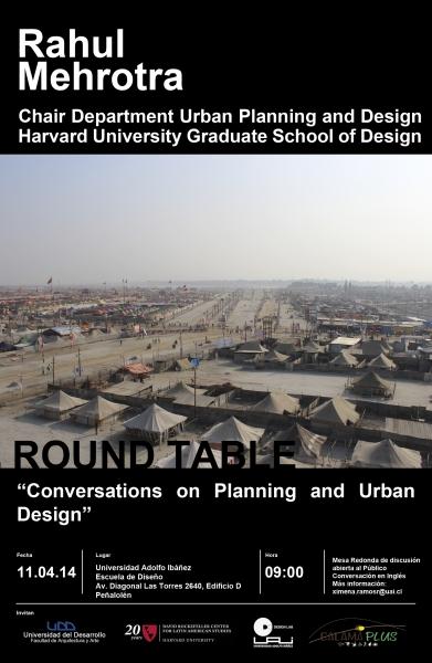 Rahul Mehrotra: Conversations on Planning and Urban Design