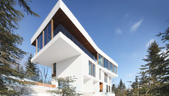 Residencia en Grands Jardins / Bourgeois Lechasseur Architectes