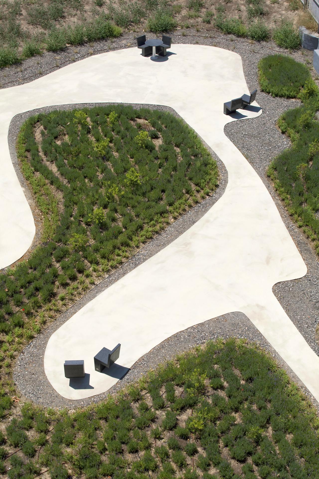 Galer a de arquitectura y paisaje jard n para residencia for Cd market galeria jardin