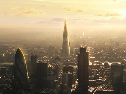 """Farrell believes that planning needs to be more proactive: """"You could buy a plot of land, get lucky, and have a Shard built in your back garden. The tallest building in Europe was never on anyone's plan, yet it stands there today"""". Image © Renzo Piano"""