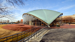 Clásicos de Arquitectura: Auditorio Kresge / Eero Saarinen and Associates