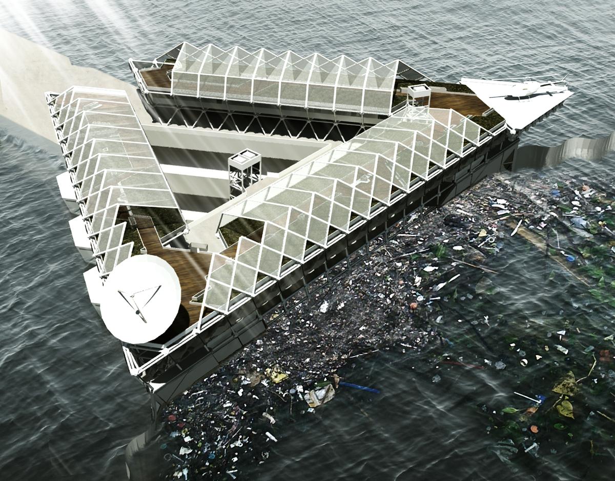 Plataforma de Dialización Oceánica busca descontaminar y restaurar los océanos