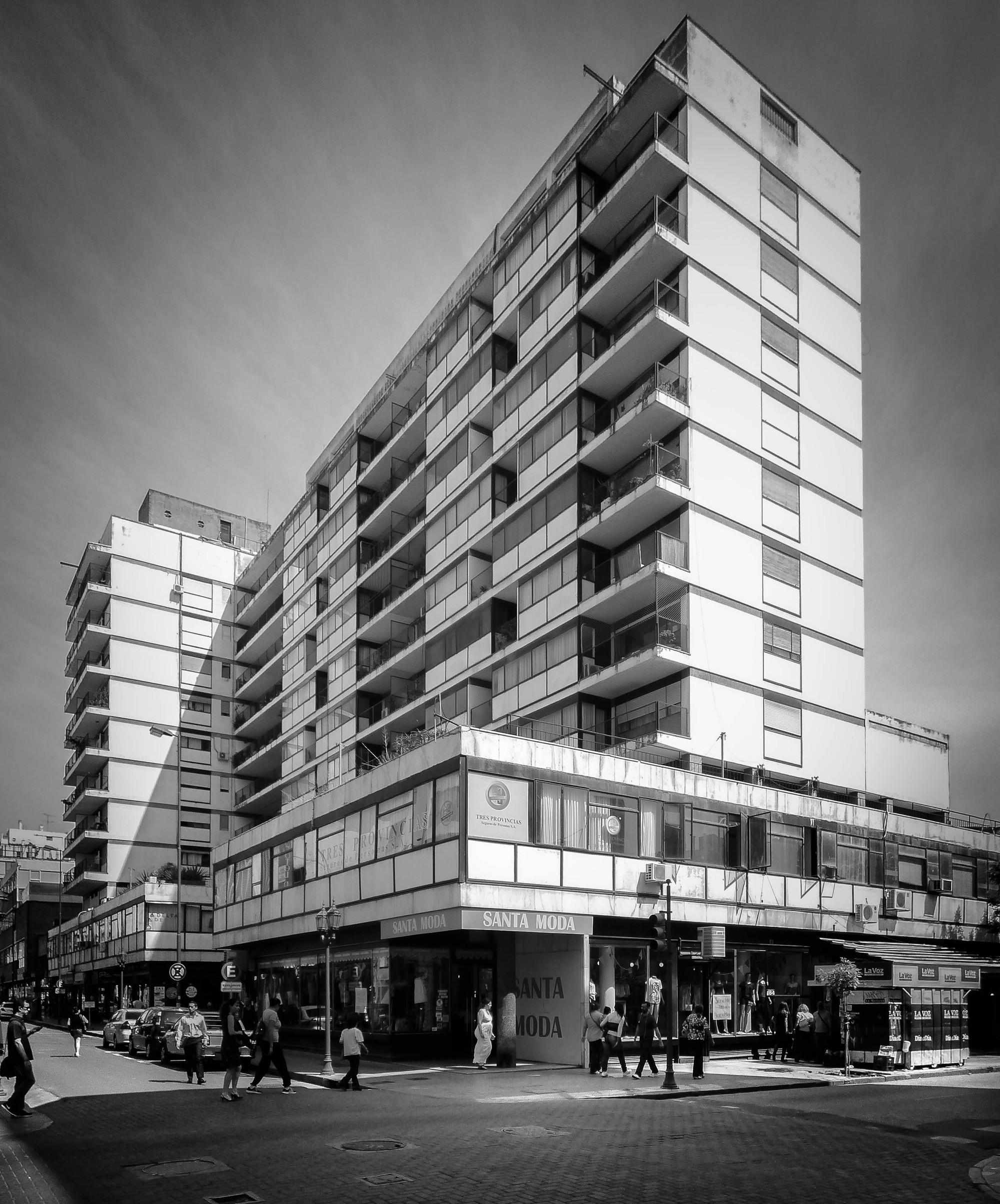 Galer a de cl sicos de arquitectura edificio y galer a for Arquitectura que se estudia