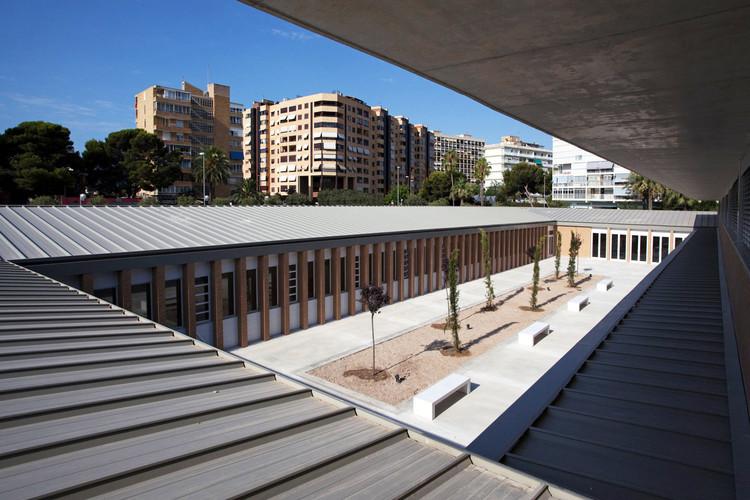 CEIP Mediterrâneo de Alicante / Fernandez Soler Monrabal Arquitectos, © Diego Opazo