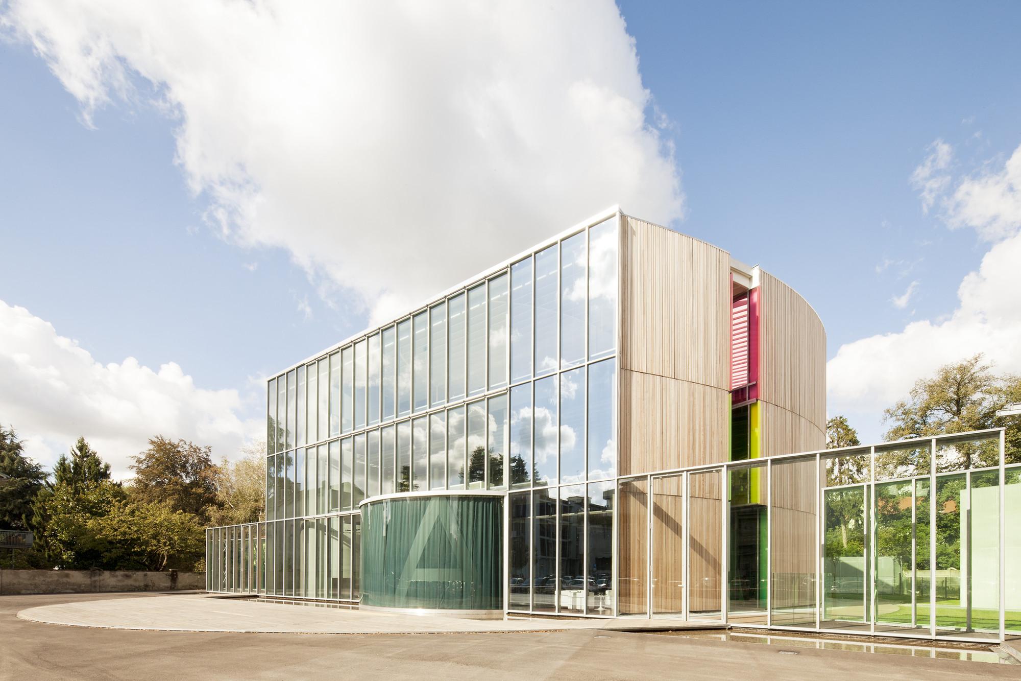Learning Center FLA / Studio Marinoni, © Giovanni Chiaramonte
