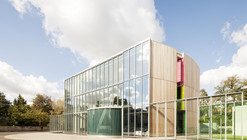 Learning Center FLA / Studio Marinoni