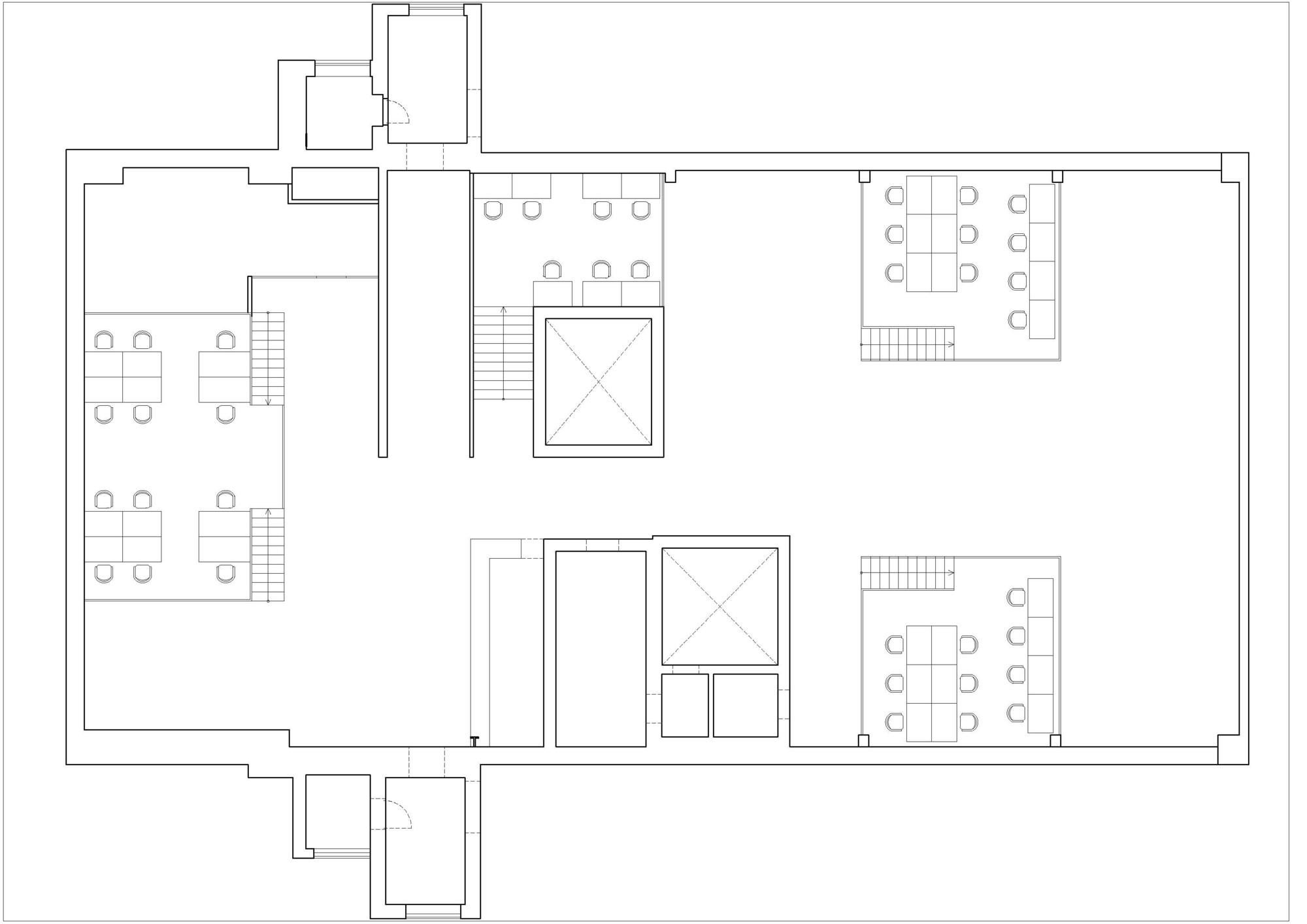 Nagatino 2.0 Coworking Center / Ruslan Aydarov Architecture Studio