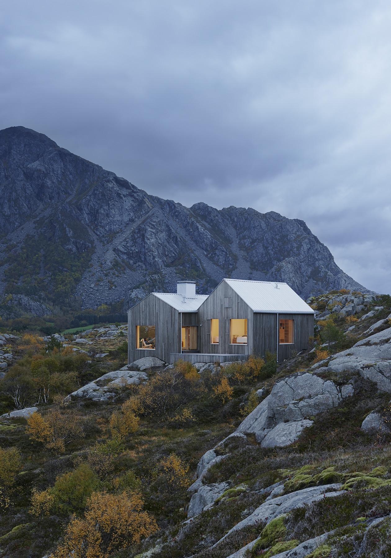 Cabaña en Vega / Kolman Boye Architects
