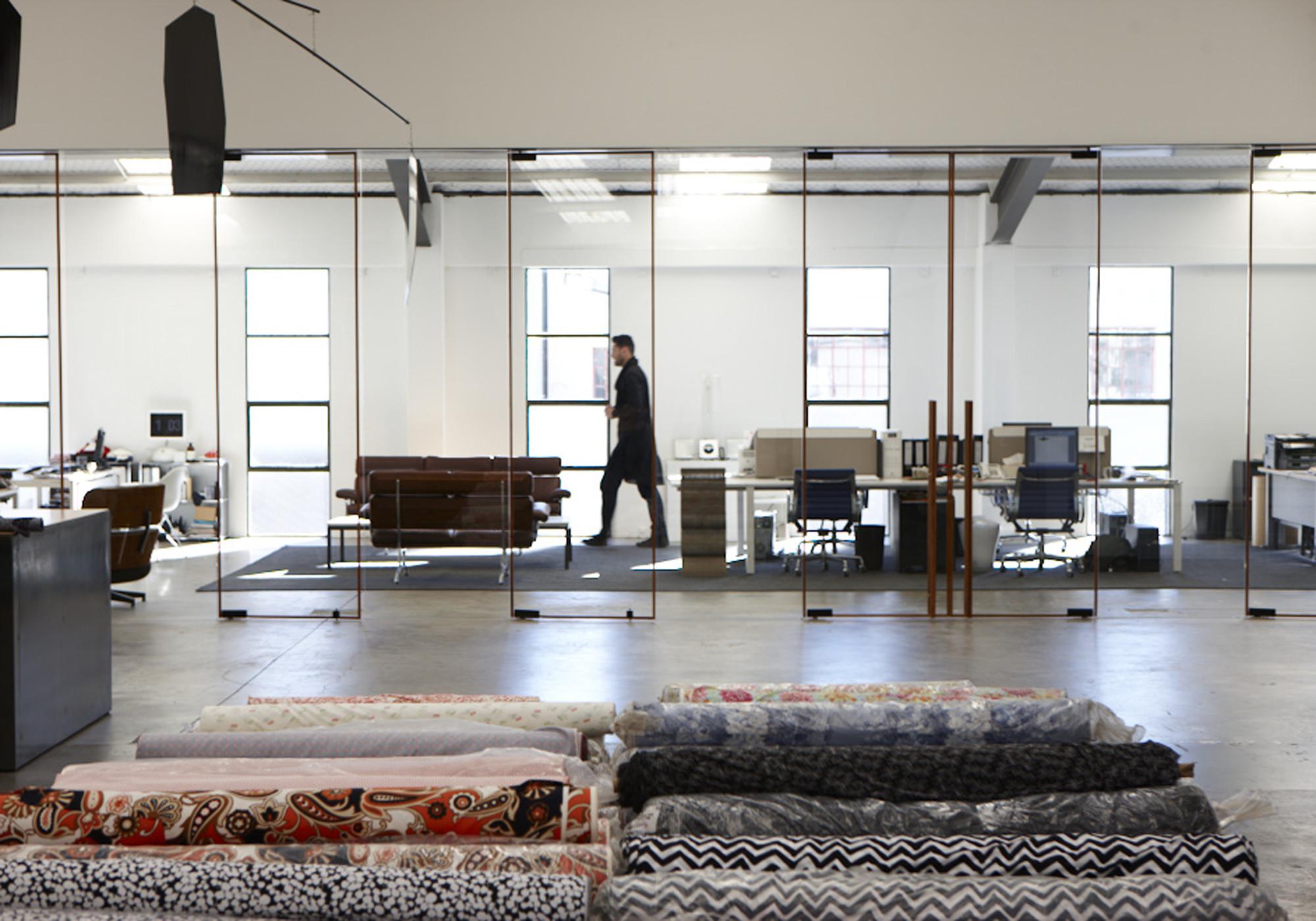 Fabric Warehouse Fearon Hay Architects