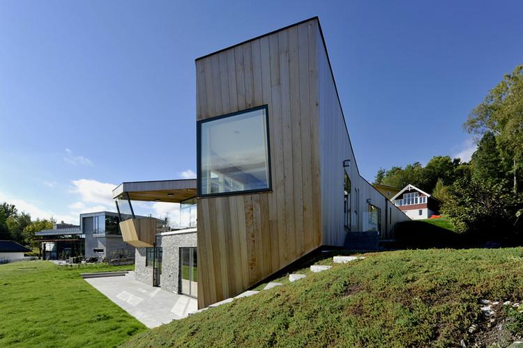 Casa Dividida / JVA, © Nils Petter Dale