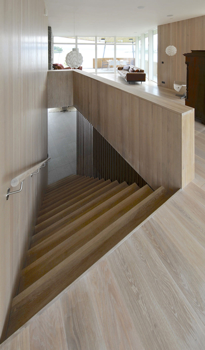 Living Room Staircase Pictures