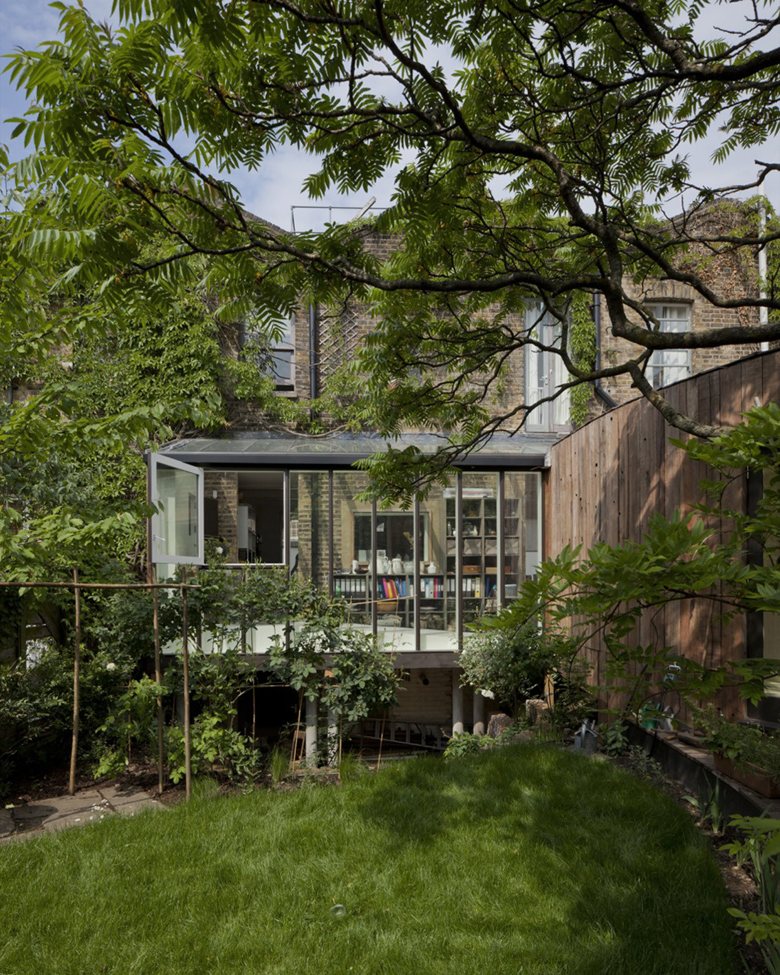 Gallery Of Tree House 6a Architects 10
