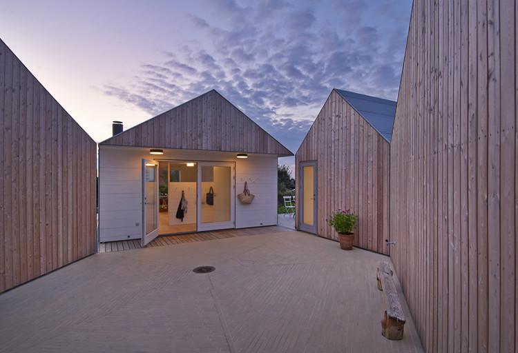 Casa de Verano en Dinamarca / JVA, © Torben Petersen