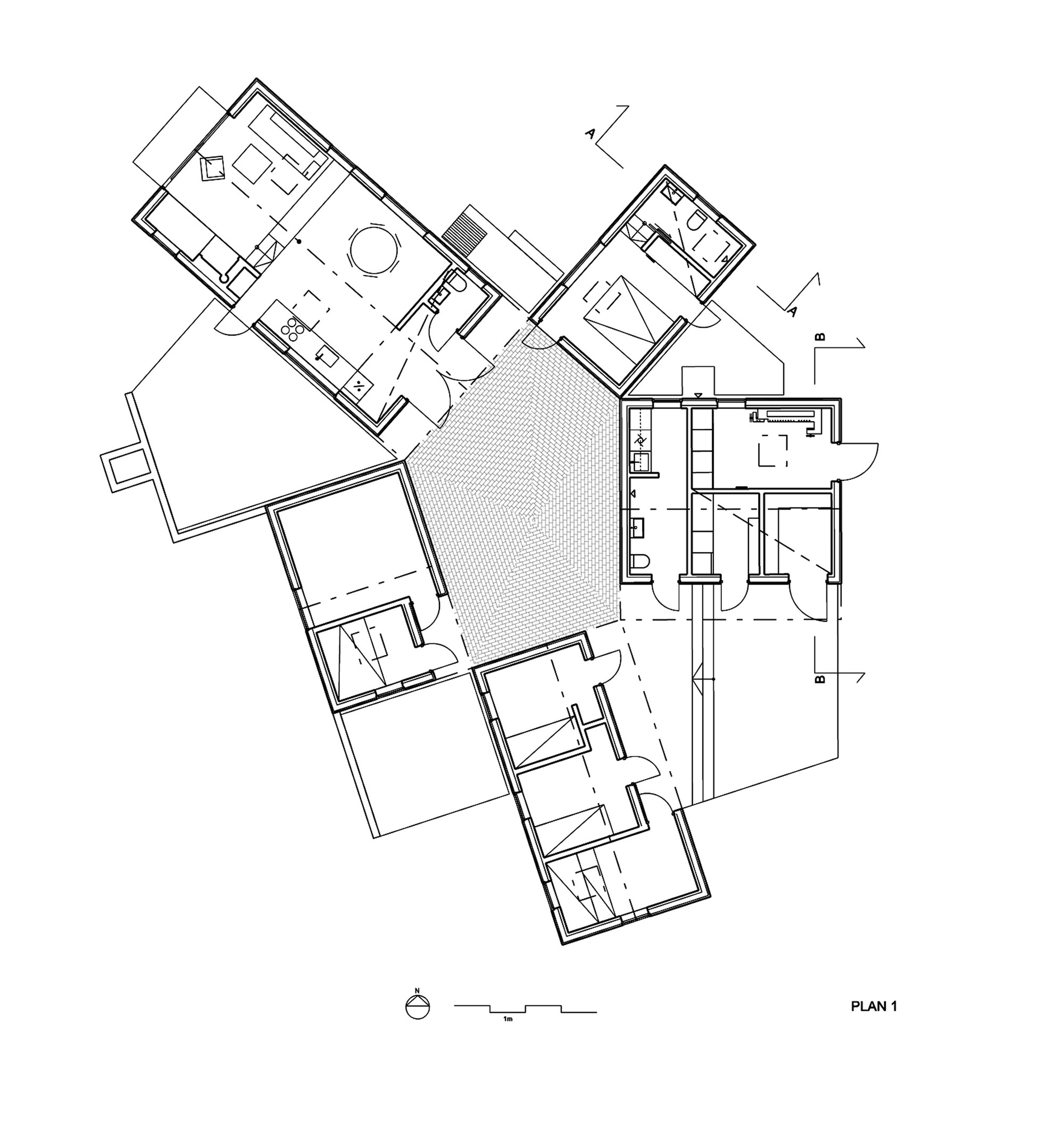 Summer house diagram wiring library summerhouse in denmark jva archdaily rh archdaily com fall diagram autumn diagram asfbconference2016 Images