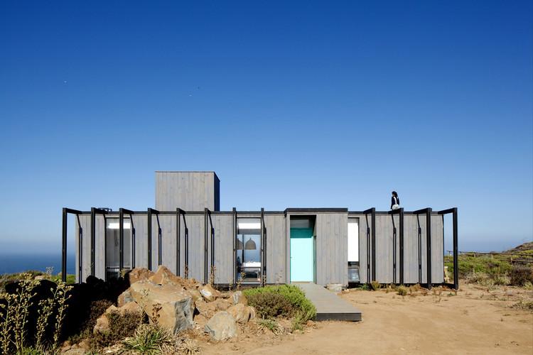 Casa Tunquén / Mas Fernandez Arquitectos, © Nico Saieh