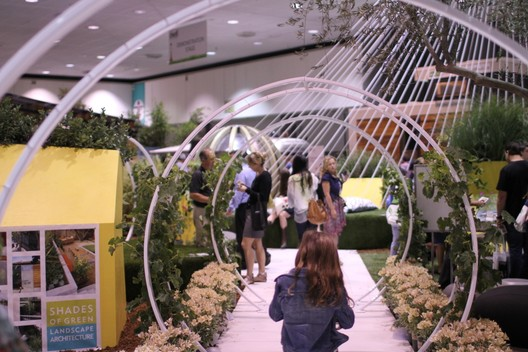 Dwell Outdoor Pavilion. Image Courtesy of Dwell Media LLC - PST