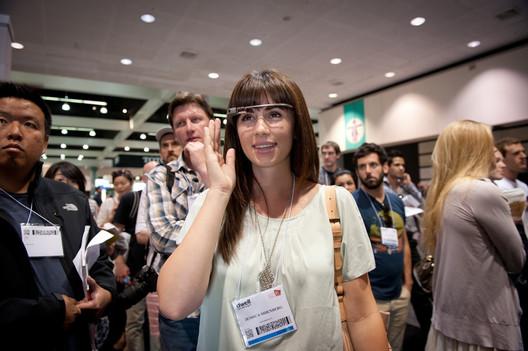 Google Glasses DOD LA. Image Courtesy of Dwell Media LLC - PST