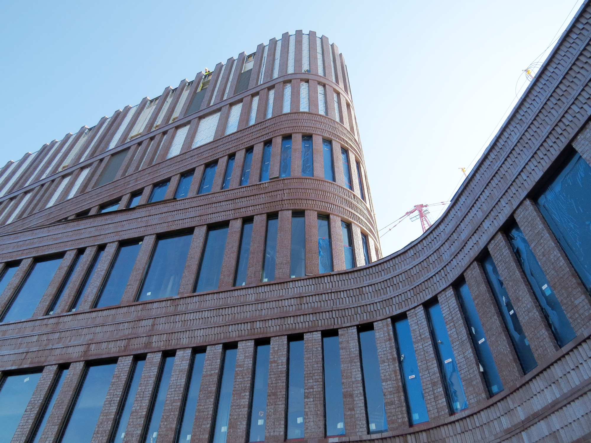 VIDEO: In Boston, Reclaiming the Craft of Brick, Courtesy of MECANOO