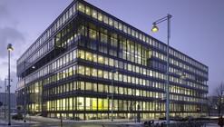 Compañía Holandesa de Telecomunicaciones KPN / de Jong Gortemaker Algra Architects