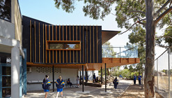 Renovation and Extension At St Monica's College / Branch Studio Architects