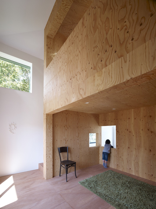 Belly House / Tomohiro Hata Architect and Associates, © Toshiyuki Yano