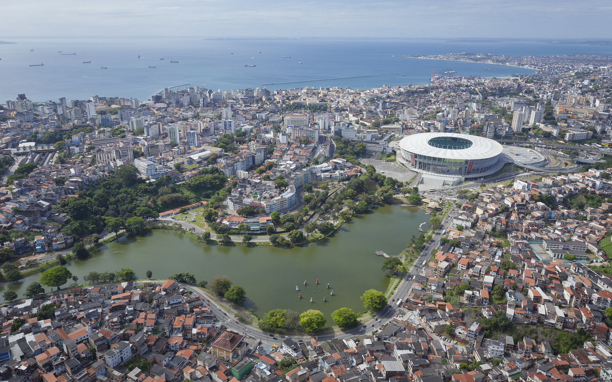 Arena Fonte Nova / Schulitz Architekten + Tetra Arquitetos