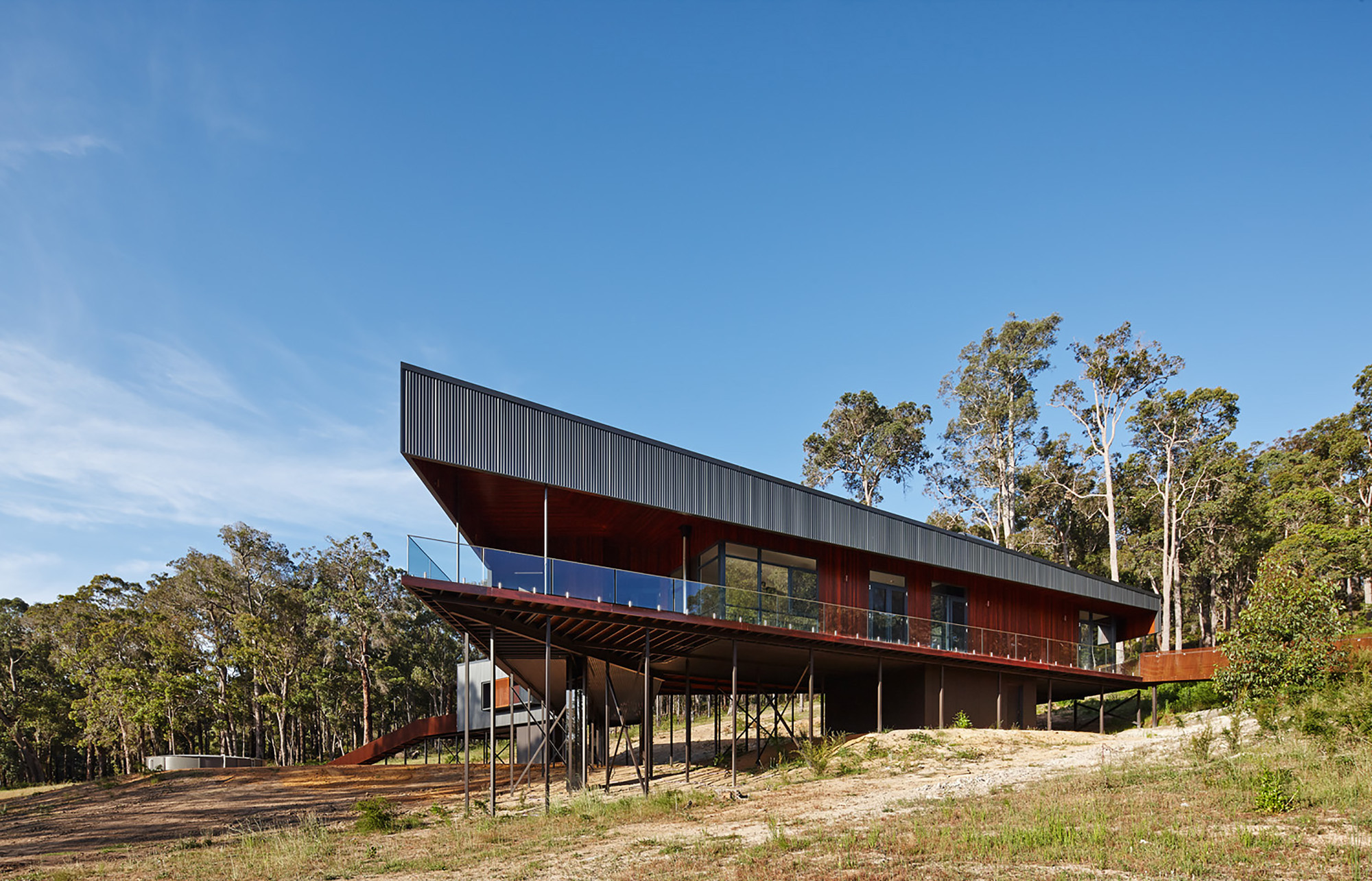 Gallery Of Nannup Holiday House Iredale Pedersen Hook