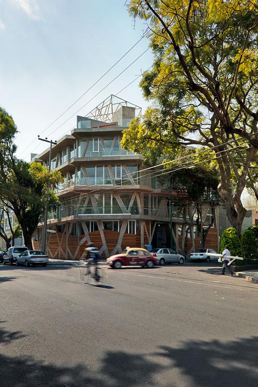Nicolás San Juan / Taller 13 Arquitectura Regenerativa, © Rafael Gamo