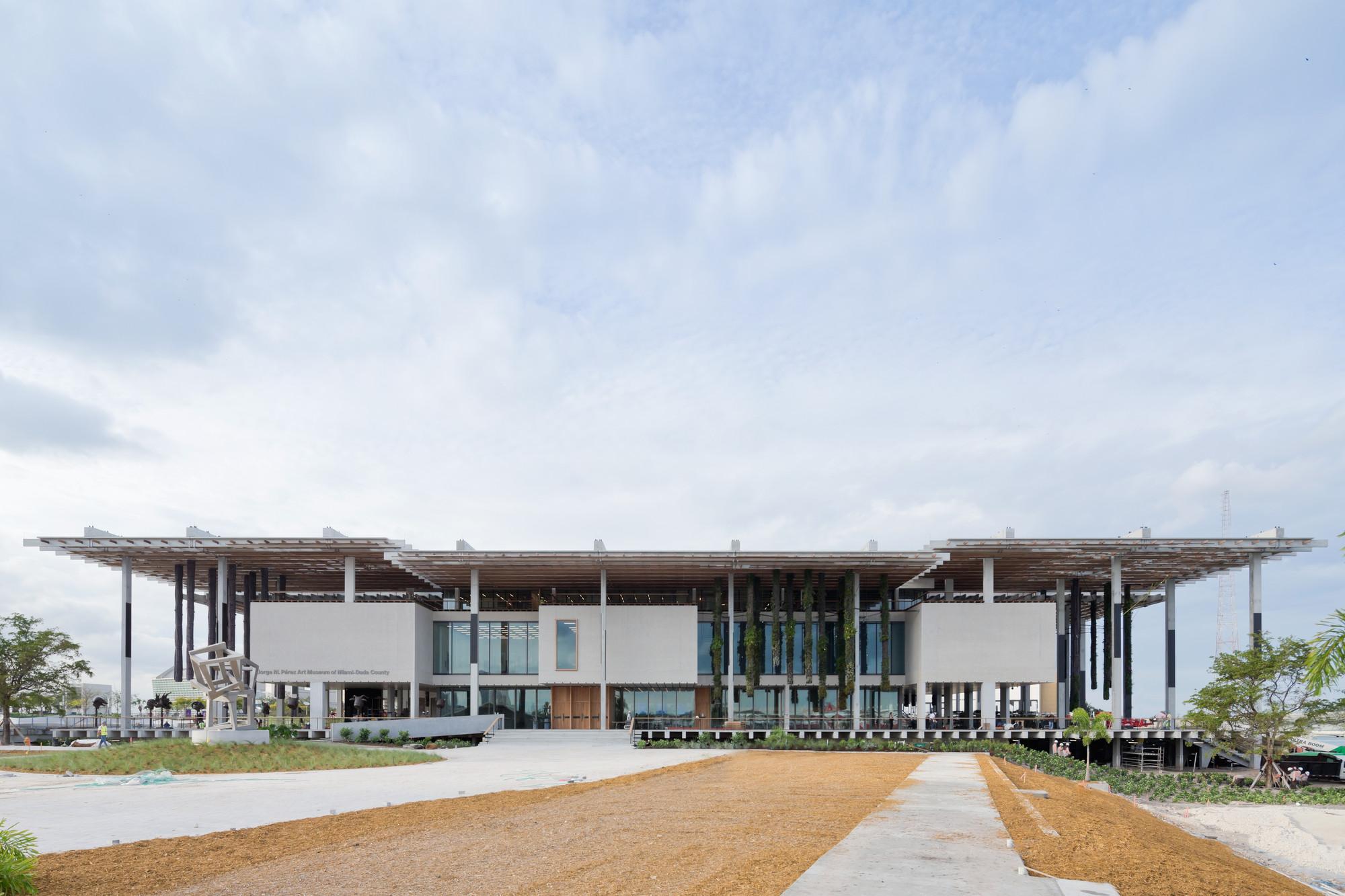Perez art museum herzog de meuron archdaily for Arquitectura materias