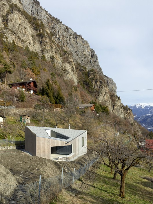 Estudio Roduit / Savioz Fabrizzi Architectes, © Thomas Jantscher