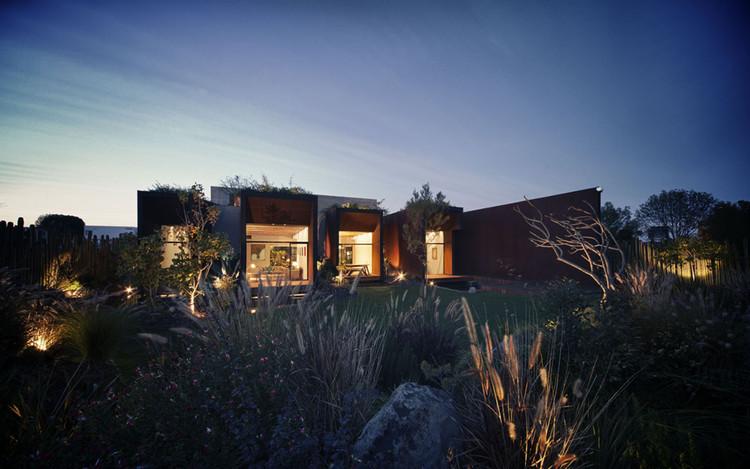 Casa Vargas / Isaac Broid Arquitecto, © Yoshihiro Koitani