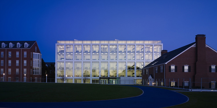 Edificio Uno Chesapeake / Elliott + Associates Architects, © Scott McDonald - Hedrich Blessing