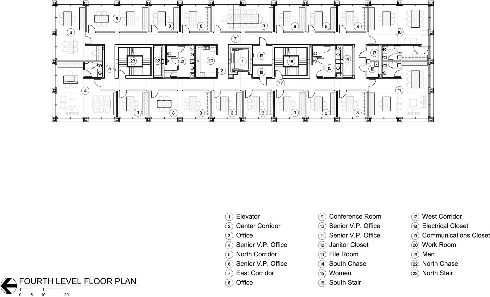 Gallery Of Chesapeake Building One Elliott Associates Architects 12