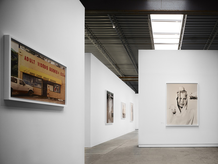 Marfa Contemporary Gallery / Elliott + Associates Architects, © Scott McDonald - Hedrich Blessing