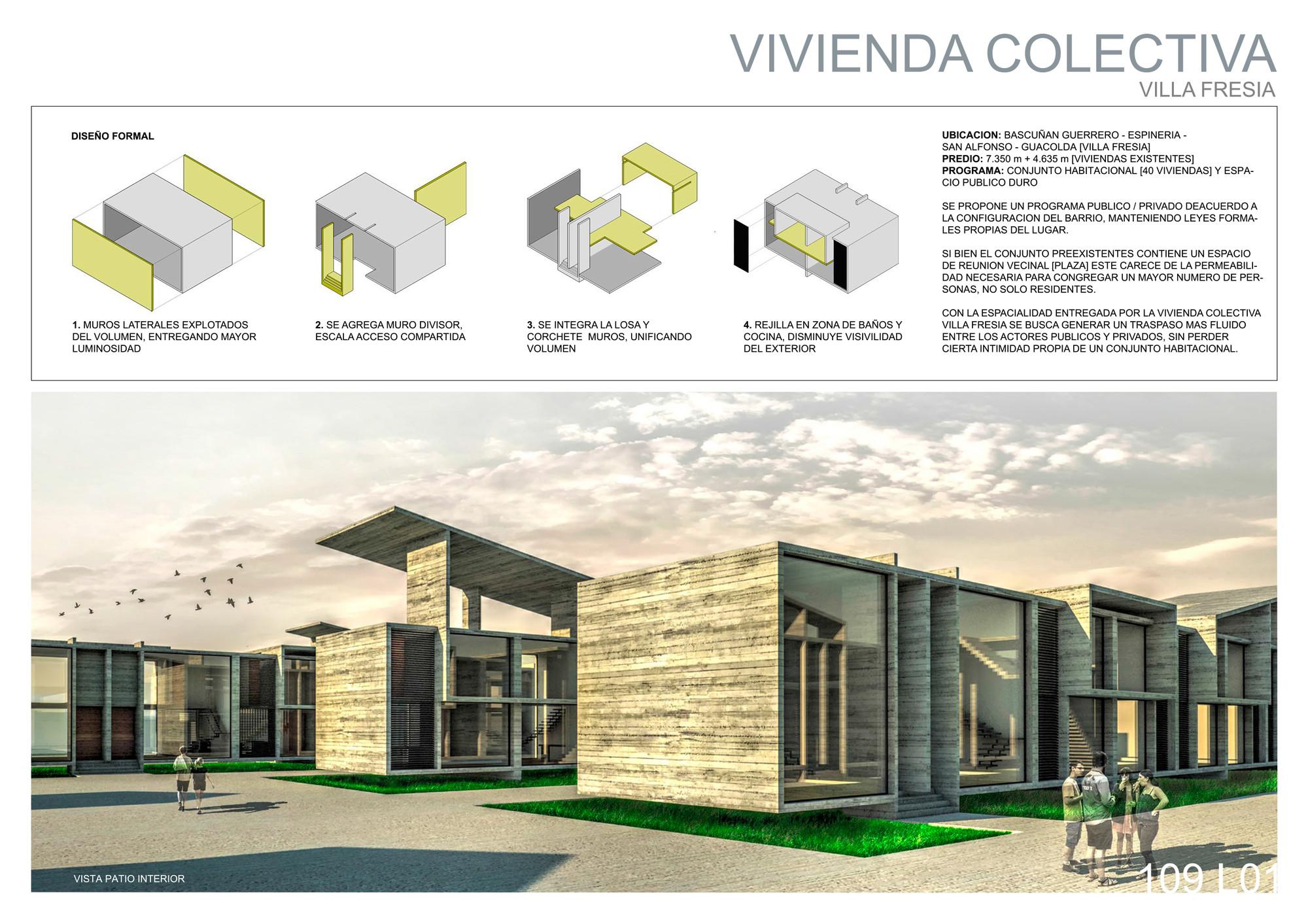 Anuncian ganadores del concurso nacional de proyectos de - Paginas de viviendas ...