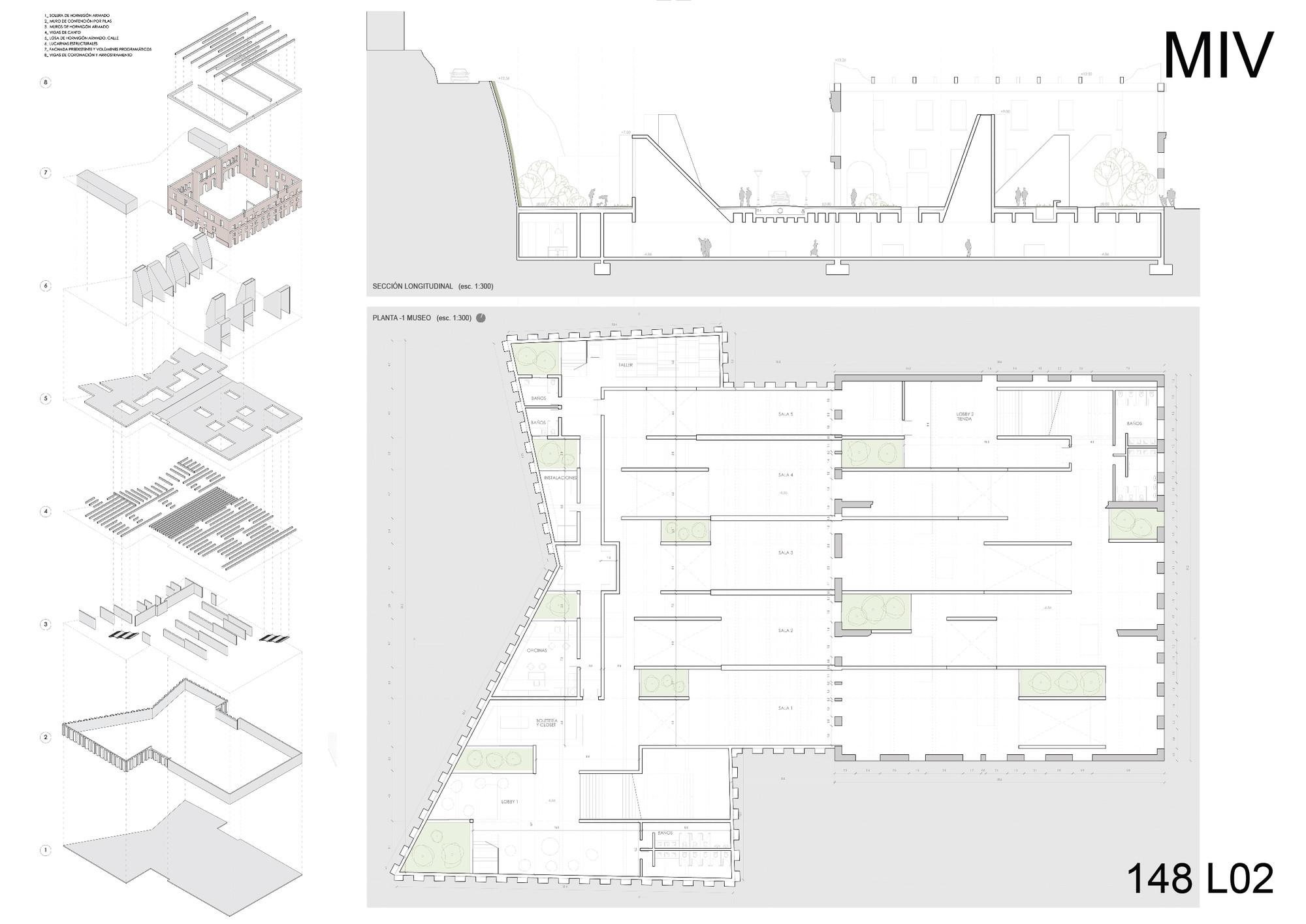 Anuncian ganadores del Concurso Nacional de Proyectos de Pregrado (CNPP), Gran Ganador Cuarto Año. Image Cortesia de Arquitectura Caliente