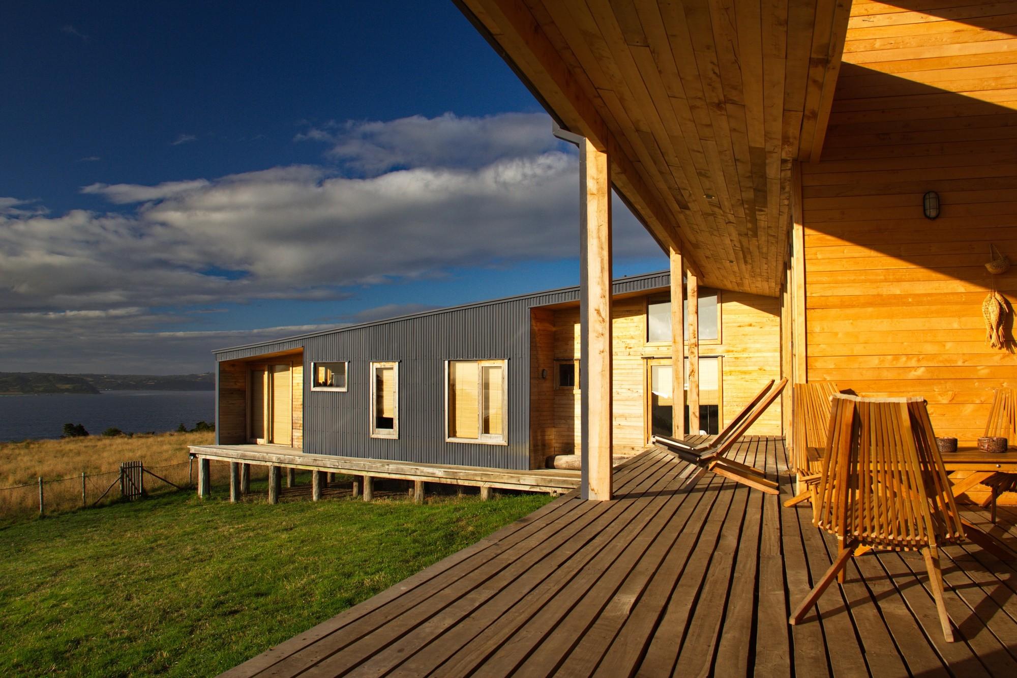 Casa Aguantao / Fones Arquitectos, © Imanol Zubizarreta