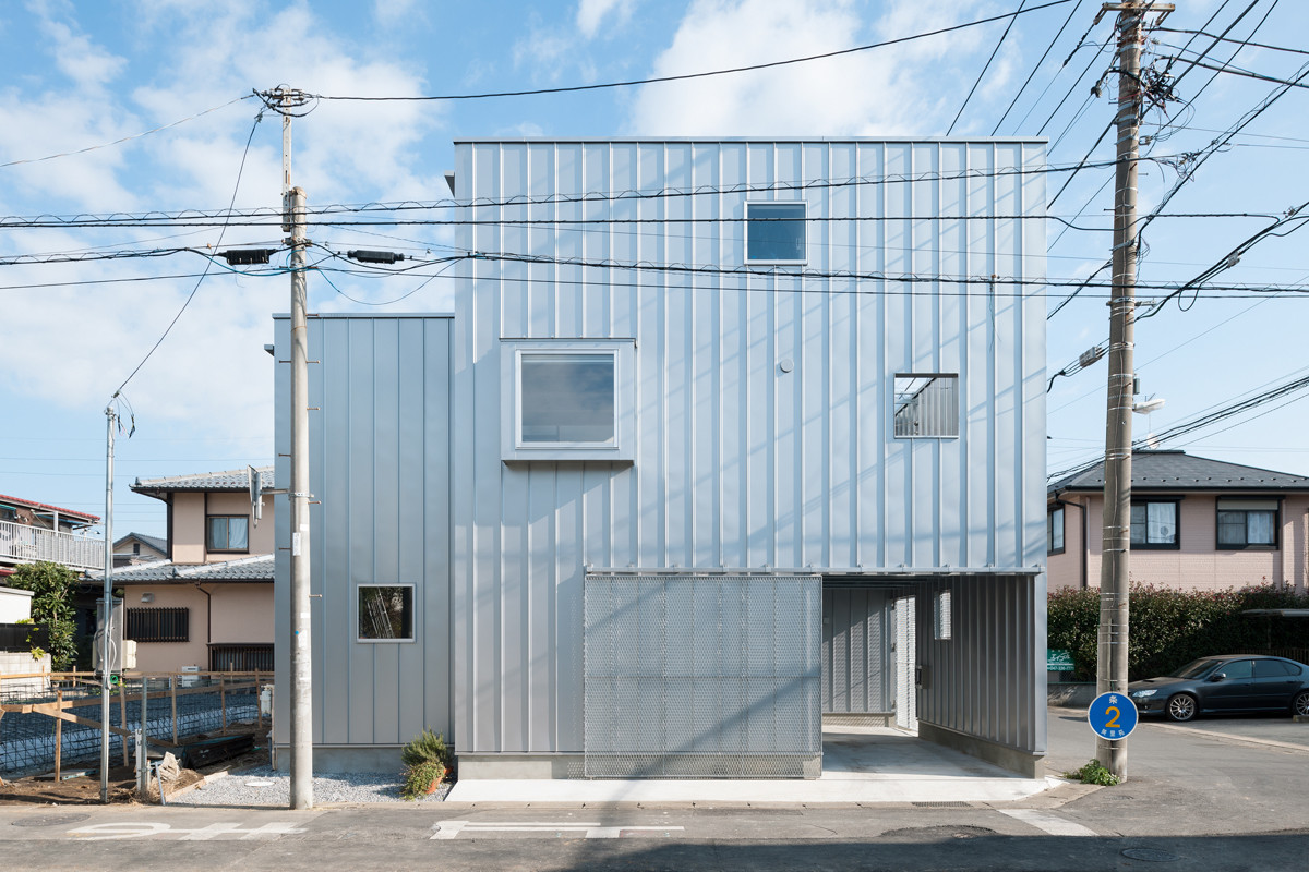 House in Chiba / Yuji Kimura Design, © Takumi Ota