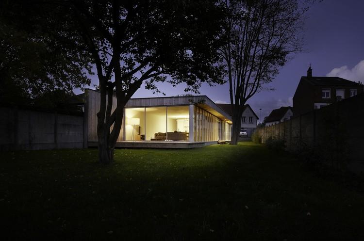 Casa Mínima / TANK, Cortesía de TANK