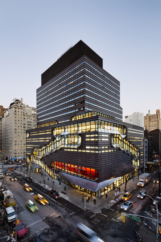 The New School University Center  / Skidmore, Owings & Merrill, © James Ewing