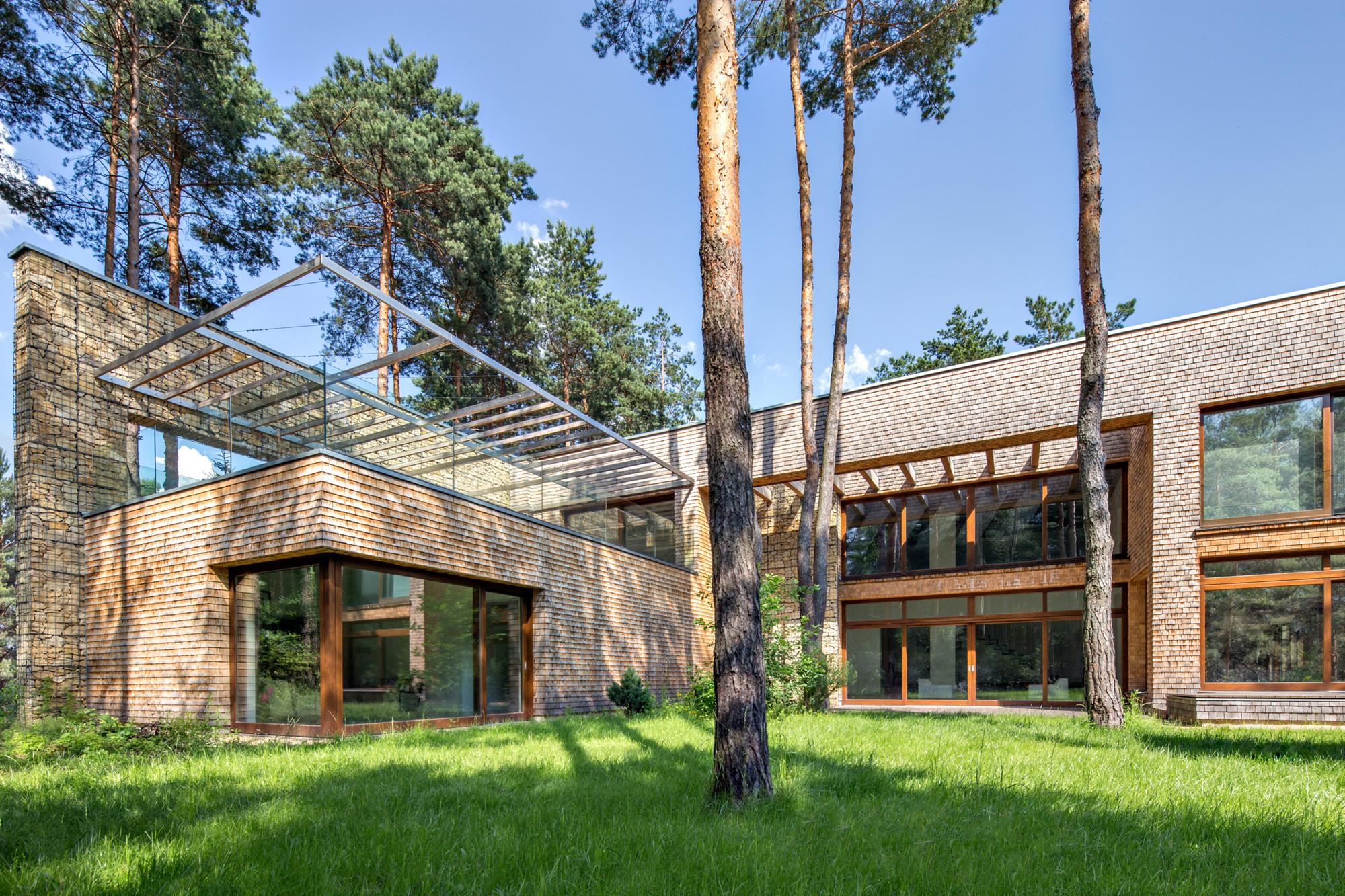 Forest House / Biuro Architektoniczne Barycz & Saramowicz, Courtesy of Biuro Architektoniczne Barycz & Saramowicz
