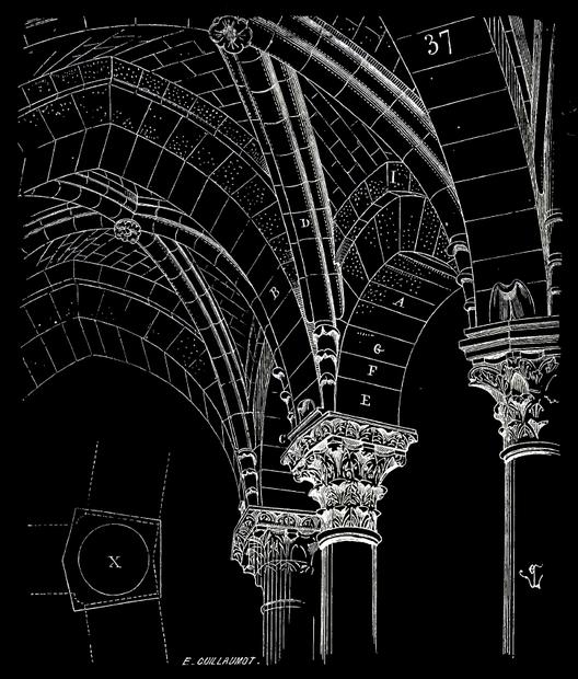 Construção / Eugène-Emmanuel Viollet-le-Duc, © Eugène-Emmanuel Viollet-le-Duc