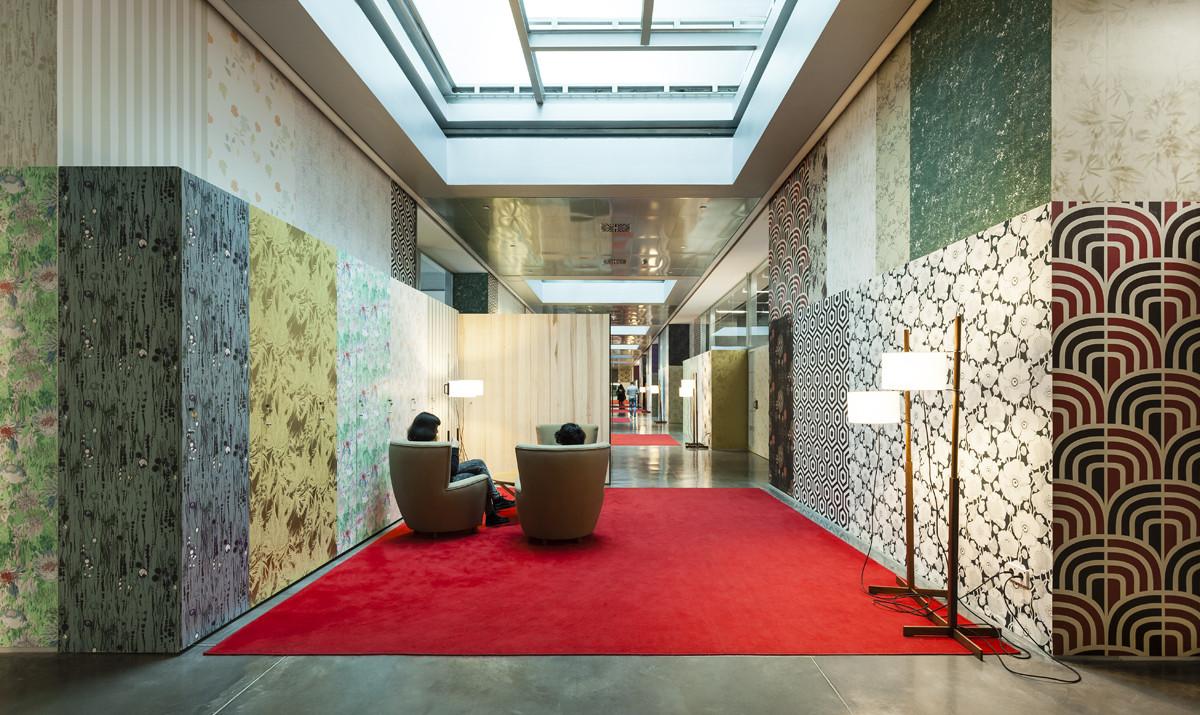 Disseny Hub Barcelona Oficinas para el museo FAD y BCD / BAAS Arquitectura, © Marcela Grassi