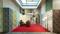 Disseny Hub Barcelona Oficinas para el museo FAD y BCD / BAAS Arquitectura