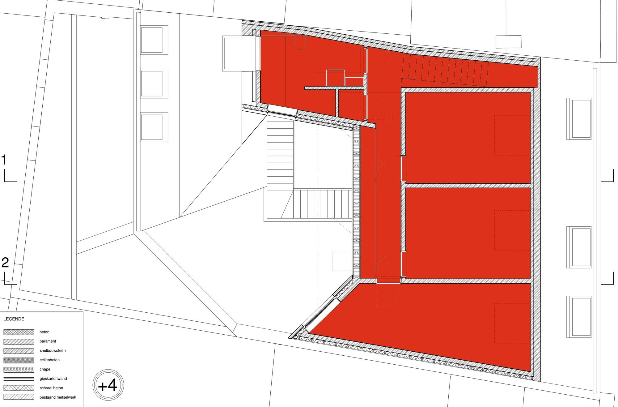 gallery of gewad / atelier vens vanbelle - 34