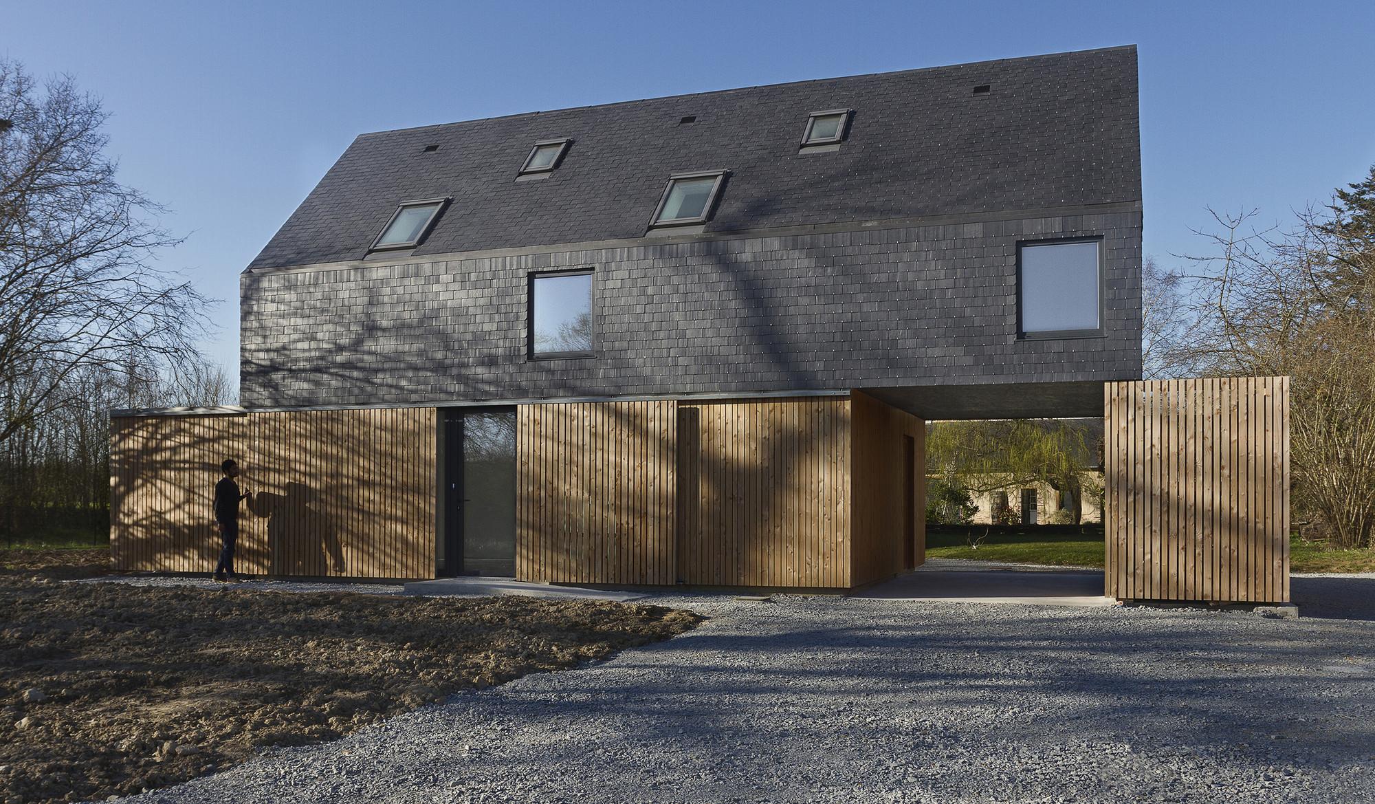 Maison L  / Atelier 56S , © Jeremías Gonzalez