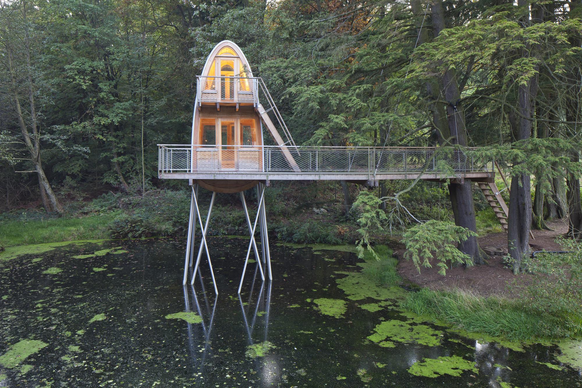 Treehouse Solling / baumraum, © Markus Bollen