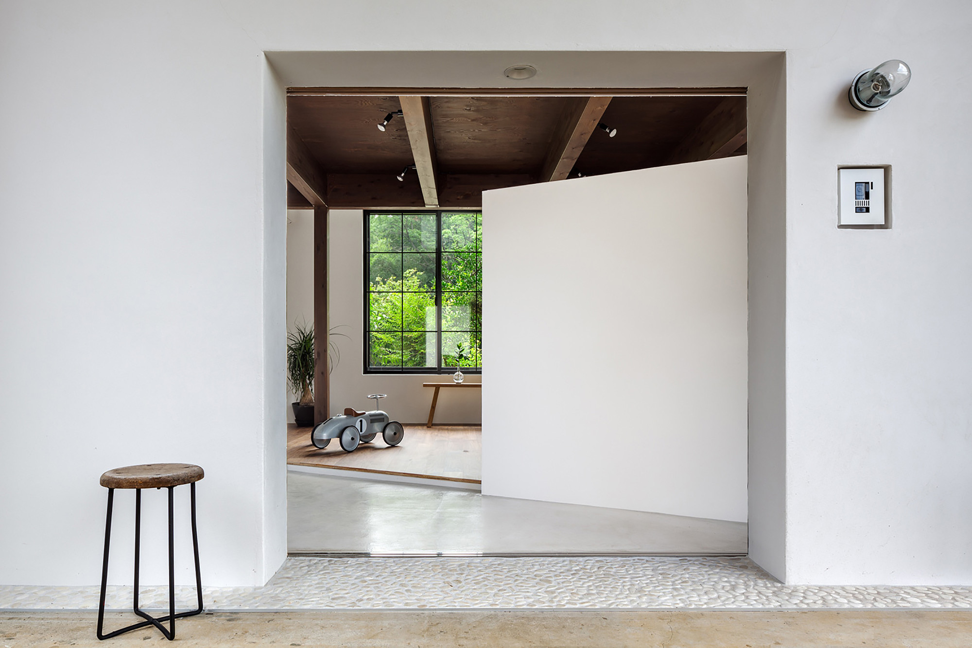Scandinavian Middle  / Kichi Architectural Design, © Ippei Shinzawa